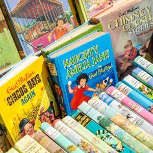 Nyere børnebøger